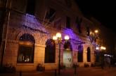 Déclenchement des illuminations de Noël de la ville
