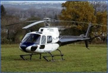 ENEDIS : contrôle des lignes électriques du Jura par hélicoptère