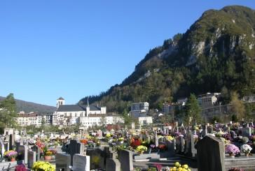Cimetière de Saint-Claude : reprise de concessions temporaires