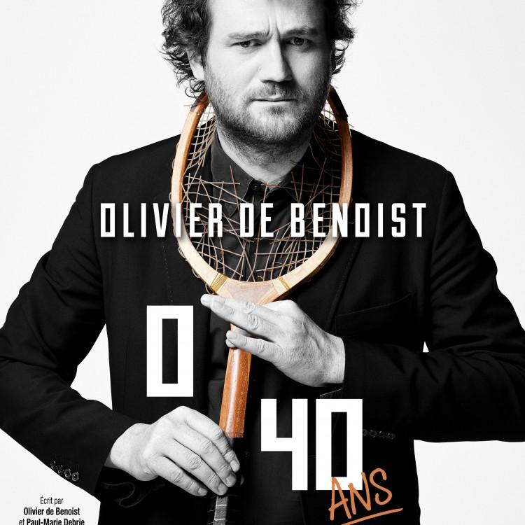 1. Olivier de Benoist - Affiche