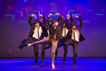 Rock the Ballet <br />Bad Boys of Dance <br />Jeudi 12 avril 2018