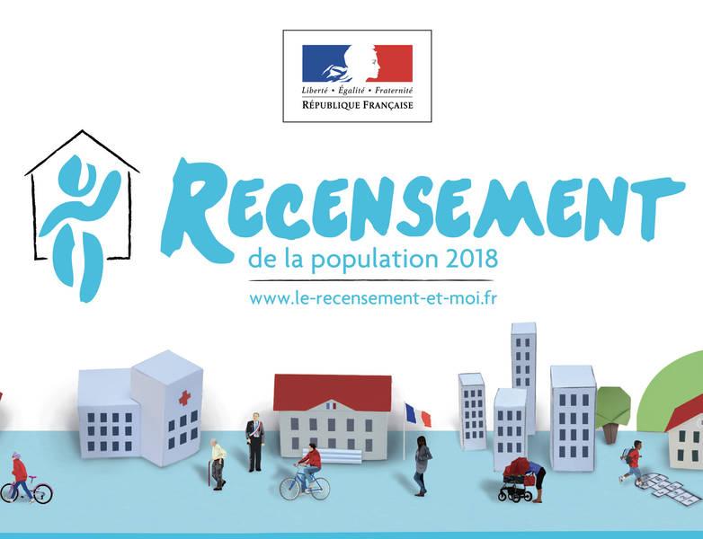 Recensement population 2018