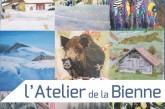 Exposition de l&rsquo;Atelier de la Bienne <br/>du 03 au 31/03