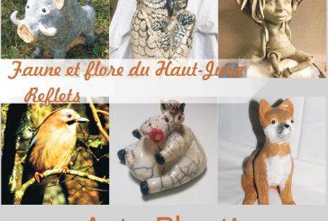 Exposition Arts plastiques du Haut-Jura <br/>Du 7/07 au 25/08