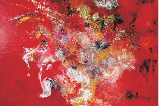 Exposition Michelle Taverdet <br/>du 08 au 29/09