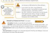 REQUALIFICATION DU COEUR DE VILLE   Lettre INFO TRAVAUX N°1 – Octobre 2018