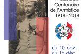 Exposition du Souvenir Français <br/>du 10/11 au 01/12