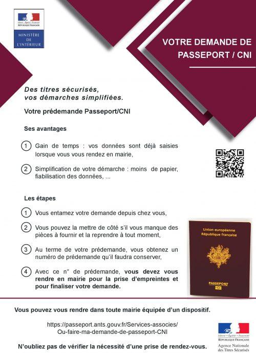 Passesport CNI