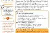 REQUALIFICATION DU CŒUR DE VILLE | Lettre INFO TRAVAUX N°3 – Février 2019