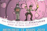 Mars Bleu 2019 à Saint-Claude