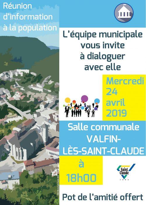 RI Valfin 2019 - Affiche