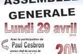 Comité de défense et de soutien de l'Hôpital de Saint-Claude – Assemblée générale