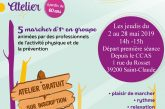 CCAS : Atelier Marches conscientes