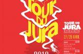 Tour du Jura Cycliste 2019 : commune traversée
