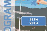 Espace Mosaïque : programme de juin 2019