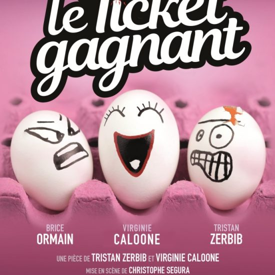Le Ticket gagnant - Affiche