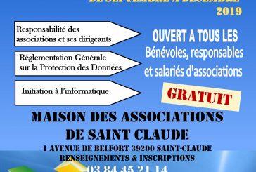 Maison des Associations : formations bénévoles