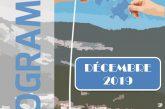 Espace Mosaïque : programme de décembre 2019
