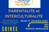 Soirée-débat sur le thème «Parentalité et interculturalité»
