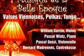 Les Concerts Pierre-Bernard : Musique de la Belle Époque