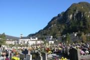 Cimetière de Saint-Claude : mesures Covid-19