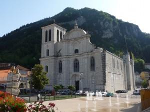 Cathédrale de Saint-Claude