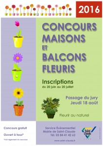 Concours MBF 2016 - Affiche