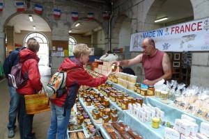 Marchés artisanaux et des saveurs