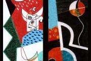Exposition de Dominique et Christophe Marcel <br/>du 4 au 25/02