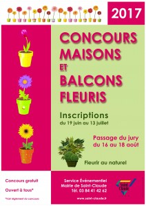 Concours MBF - Affiche 2017