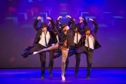 Rock the Ballet <br />Bad Boys of Dance <br />Jeudi 12 avril 2018