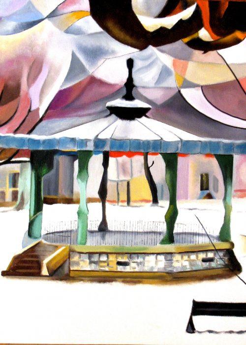 Kiosque du Truchet © APHJ