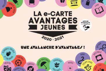 Carte Avantages Jeunes 2020-2021
