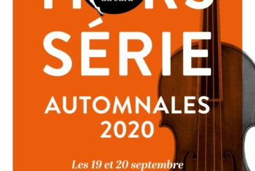 Festival de Musique Baroque du Jura : Automnales 2020