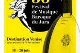 Festival de Musique Baroque du Jura 2021