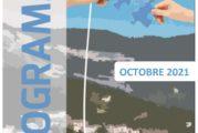 Espace Mosaïque : programme d'octobre 2021
