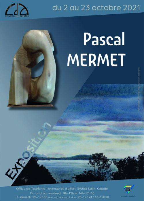 Expo Pascal Mermet - Affiche