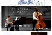 Les Concerts Pierre-Bernard : Alter Duo – Contrebasse et Piano