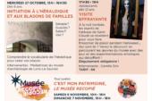 Les vacances de la Toussaint au Musée de l'Abbaye